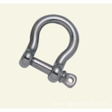 4mm 5mm 6mm stainless steel shackle